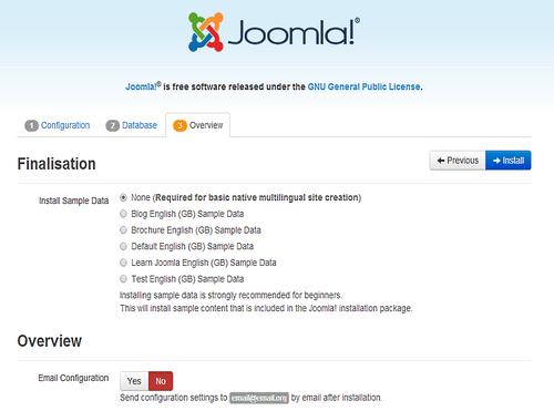 Рейтинг Joomla хостинга